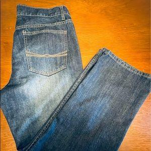 Alfani Boot Cut Jeans- 38 x 30